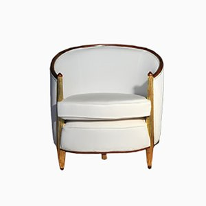 Art Deco Armchair by Paul Follot, 1925