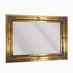 Espejo dorado de Rodolfo Dubarry, años 70