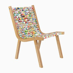o432 Art Edition Lounge Chair by Jean-Frédéric Fesseler & Ruprecht Dreher