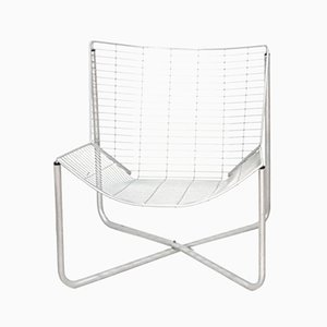 Vintage Jarpen Wire Chair by Niels Gammelgaard for Ikea