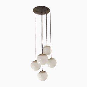 Lámpara de techo modelo 2095 vintage de Gino Sarfatti para Arteluce, 1958