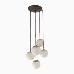 Vintage Model 2095 Ceiling Lamp by Gino Sarfatti for Arteluce, 1958