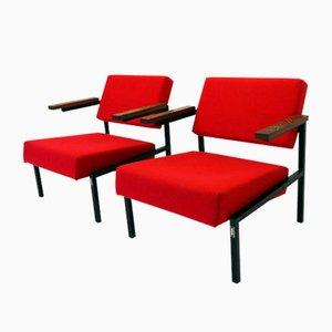 Vintage Sessel von Martin Visser für 't Spectrum, 1960er, 2er Set