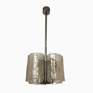 Vintage Deckenlampe aus Muranoglas von Carlo Nason für Mazzega