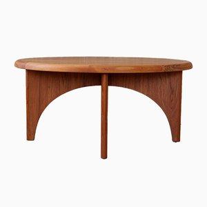 Tavolino da caffè Mid-Century, Danimarca, anni '60