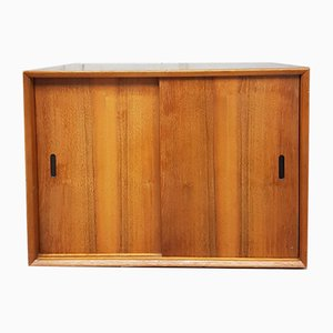 Walnut Cupboard, 1950s