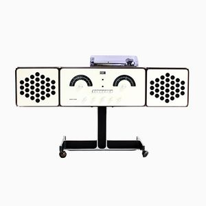RR126 Sound System by Castiglioni Brothers for Brionvega, 1960s