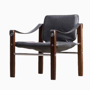 Safari Lounge Chair by Maurice Burke for Arkana, 1980s