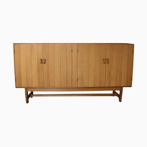 Oak Sideboard by Kurt Ostervig for KP Møbler, 1960s