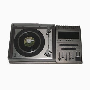 Vintage Model 66RH 837 Turntable from Philips