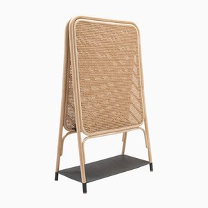 Panô Rattan Space Divider by At-Once for ORCHID EDITION