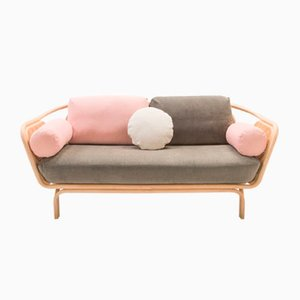 Calme Bôa Rattan Sofa by At-Once for ORCHID EDITION