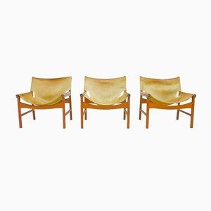 Modell 103 Sessel von Illum Wikkelso für Mikael Laursen, 1973