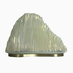 Iceberg Table Lamp by Carlo Nason for Mazzega, 1960s