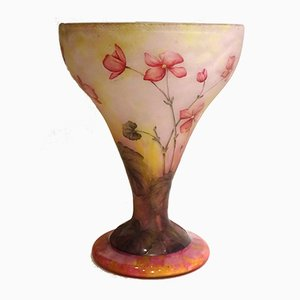 Art Nouveau Nancy Vase from Daum, 1905