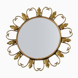 Vintage Witch's Eye Mirror, 1950s