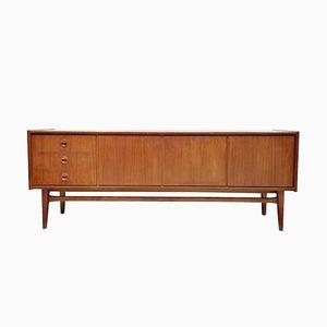 Dänisches Sideboard aus Teak von Bartels Möbel, 1970er