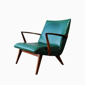 Danish Mid-Century Lounge Chair