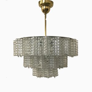 Vintage 10-Light Chandelier