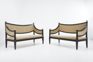 18th Century Italian Sofas, Set of 2