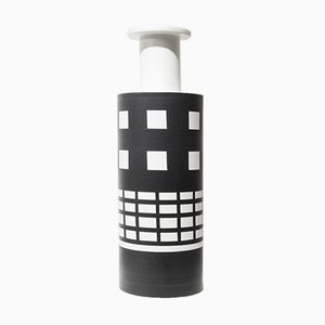 Vintage Ceramic Vase by Ettore Sottsass for Bitossi
