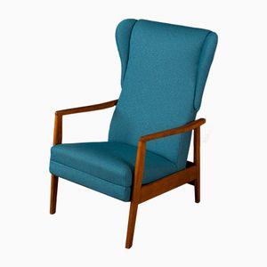 Poltrona reclinabile, anni '50