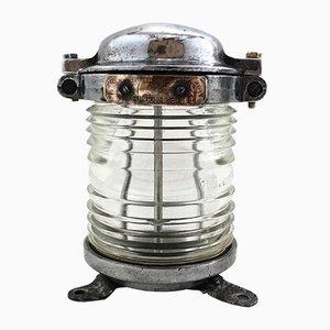 Industrielle russische Vintage Wandlampe