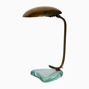 Lampe de Bureau Mid-Century de Fontana Arte, Italie, 1950s