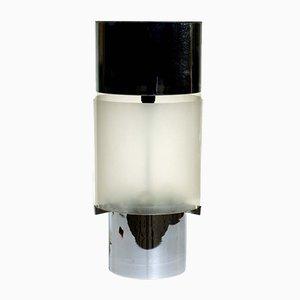Verchromte italienische Space Age Tischlampe, 1970er
