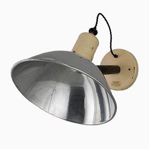 Lámpara de pared Vitalux vintage de Osram, años 50