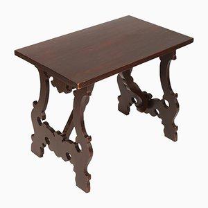 Tavolino da caffè Fratino ini stile rinascimentale, XVIII secolo