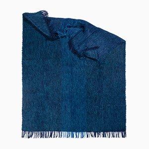 Spotted & Beyond Decke in strahlendem Blau von Catharina Mende