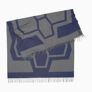 Deepblue Turtle Light Companion Travel Blanket by Catharina Mende