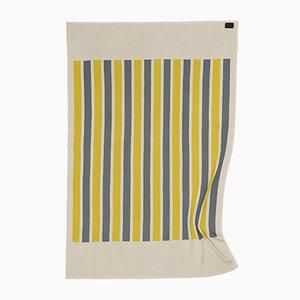 Spotted & Beyond Decke mit Shimmering Birches-Muster von Catharina Mende