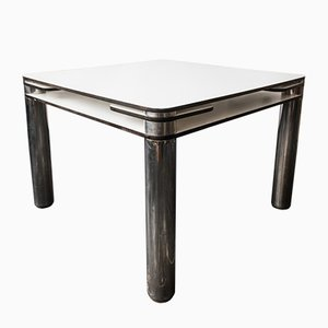 Table à Poker par Joe Colombo pour Zanotta, 1960s