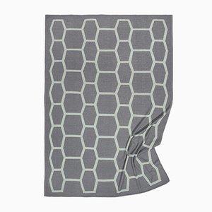 Eternal Spotted & Beyond Decke mit Schildkrötenpanzer-Muster von Catharina Mende