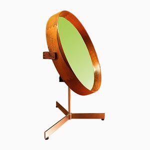 Miroir à Poser Vintage par Uno & Östen Kristiansson pour Luxus