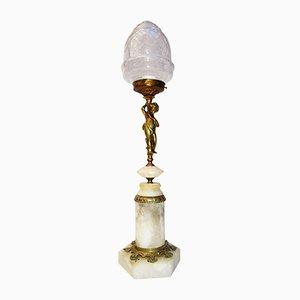Lampe de Bureau Style Empire, 1920s