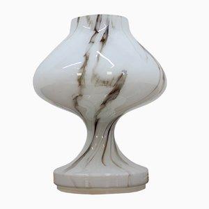 Lámpara de mesa Mid-Century de Kamenický Šenov, años 70