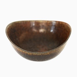 Model US Stoneware Bowl by Gunnar Nylund for Rörstrand, 1960s