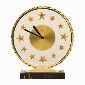 Art Deco Clock from Bayard, 1940s