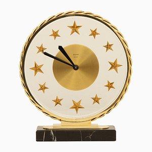Art Deco Uhr von Bayard, 1940er