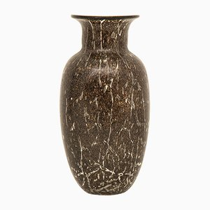 Mid-Century Murano Vase from Barovier & Toso, 1970s