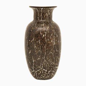Mid-Century Vase aus Muranoglas von Barovier & Toso, 1970er