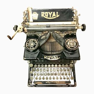 Vintage American Typewriter from Royal