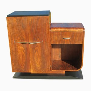 Rosewood TV Cabinet, 1930s