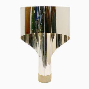Lampada da tavolo di Costantino Corsini e Giorgio Wiskemann per Stilnovo, anni '70