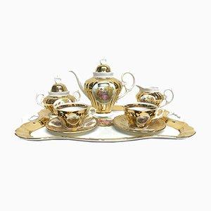 Servizio da tè vintage fatto a mano, Spagna