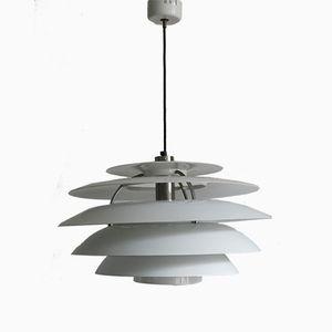 Lámpara de araña modelo 1262 vintage de Stilnovo, años 60