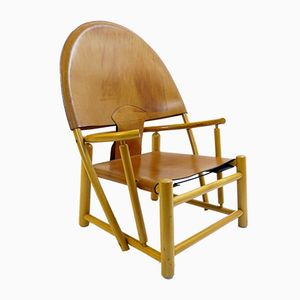 Vintage Hoop Lounge Chair by Piero Palange & Werther Toffoloni